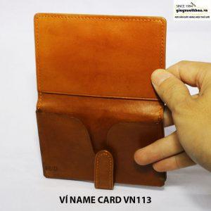 Bán bóp ví nam danh thiếp giá rẻ bưu thiếp có chốt cnes vn113 005