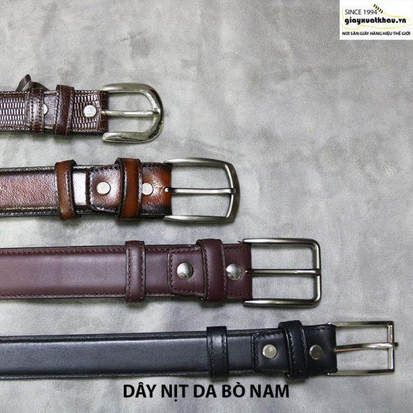 Bán dây nịt thắt lưng da nam cao cấp chính hãng 002