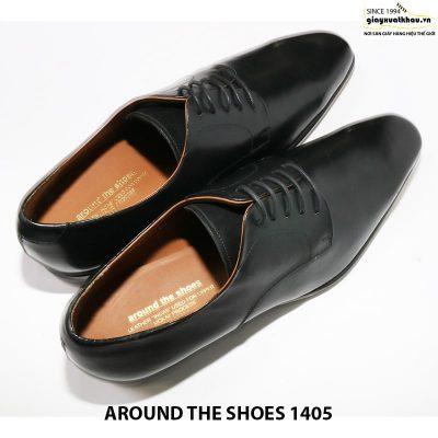 Giày nam derby around the shoes cao cấp chính hãng 005