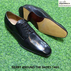 Bán giày tây da nam derby around the shoes 1405 chính hãng giá rẻ 001