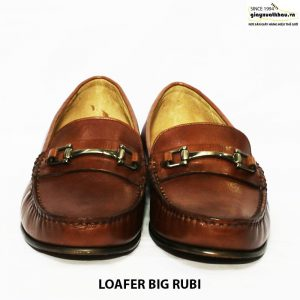 Giày lười nam loafer big rubi 008 xuất khẩu giá rẻ 008