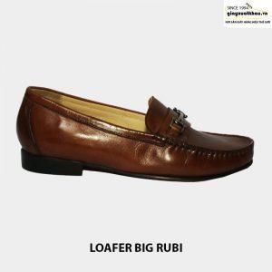 Giày lười nam loafer big rubi 008 xuất khẩu giá rẻ 001