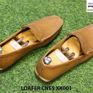 Giày lười da nam Loafer CNES XK001 chính hãng 009