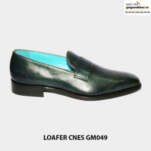 Giày xuất khẩu giá rẻ da lười nam cnes loafer gm049 001