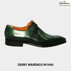 giày tây da bò nam đẹp giá rẻ derby marengo m1940 001