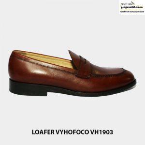 Giày tây nam giá rẻ loafer vyhofoco vn1903 giá rẻ 001