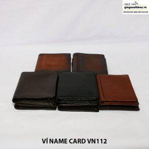 Ví name card danh thiếp cao cấp cnes VN112 giá rẻ 001