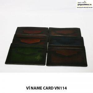 Ví card danh thiếp nam giá rẻ cnes vn114 001
