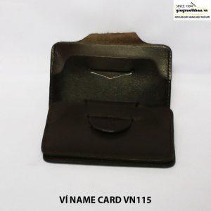 Bóp ví card nam giá rẻ xuất khẩu 004