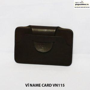 Bóp ví card nam giá rẻ xuất khẩu 001