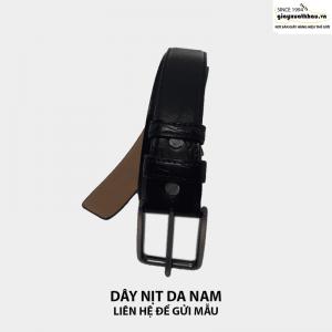 Các loại dây nịt thắt lưng nam giá rẻ việt nam xuất khẩu 006