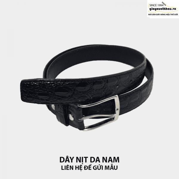 Các loại dây nịt thắt lưng nam giá rẻ việt nam xuất khẩu 002