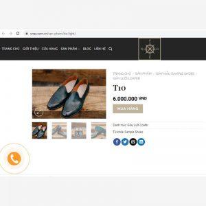 Giá tại cnes giày lười da nam t10 min