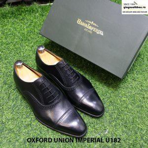 Giày nam da bò Oxford UnionImperial U182 chính hãng chất lương cao 009