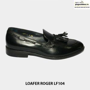 Giày da lười loafer nam Roger LF104 giá rẻ 001