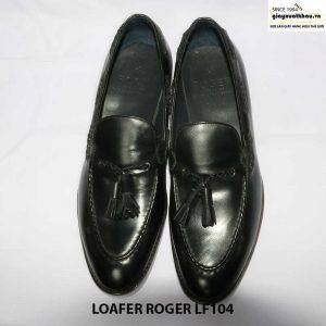 Giày da lười loafer nam Roger LF104 giá rẻ 007