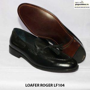 Giày da lười loafer nam Roger LF104 giá rẻ 006