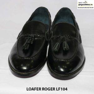 Giày da lười loafer nam Roger LF104 giá rẻ 005