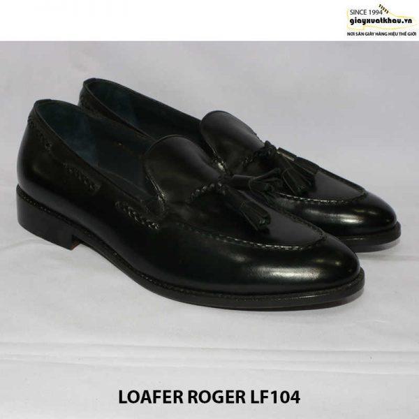 Giày da lười loafer nam Roger LF104 giá rẻ 004