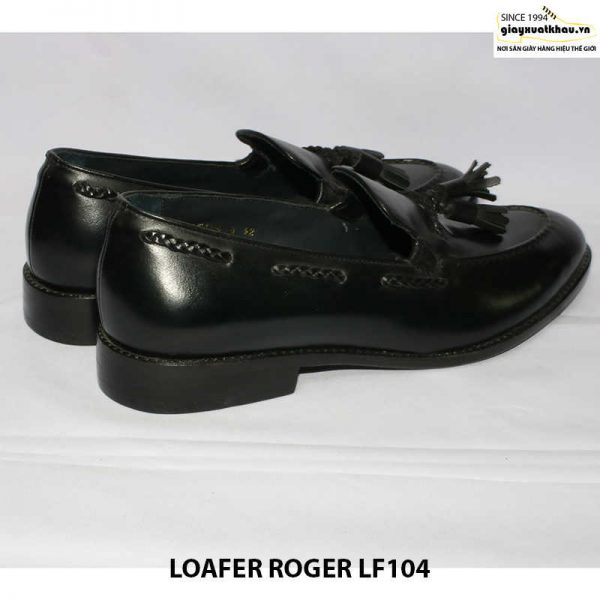 Giày da lười loafer nam Roger LF104 giá rẻ 003