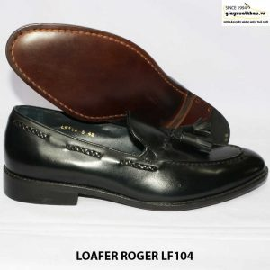 Giày da lười loafer nam Roger LF104 giá rẻ 002
