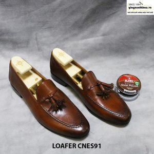 Giày lười da nam công sở cnes91 001