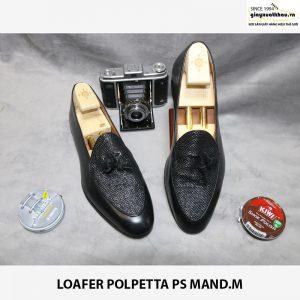 Giày lười da nam Loafer Polpetta PS Size 40 005
