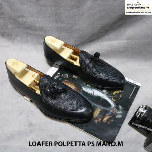 Giày lười da nam Loafer Polpetta PS Size 40 001