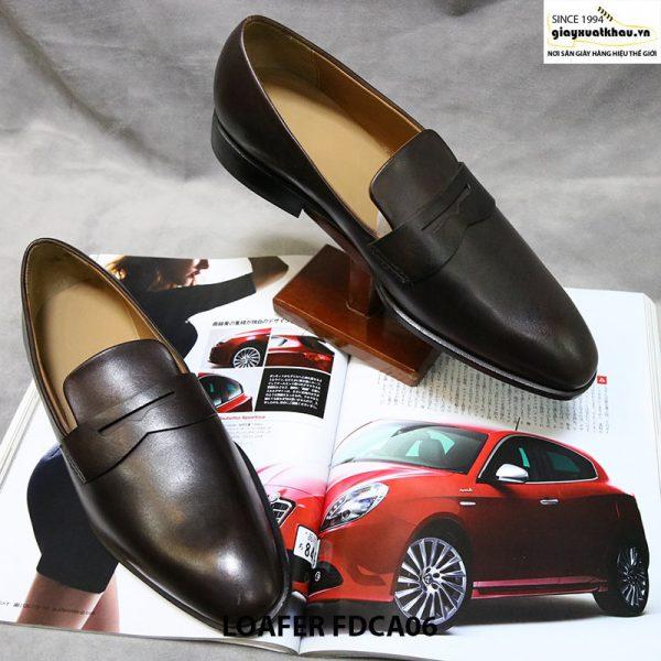 Giày lười nam Loafer FUDICIA FDCA06 Size 39+40 003