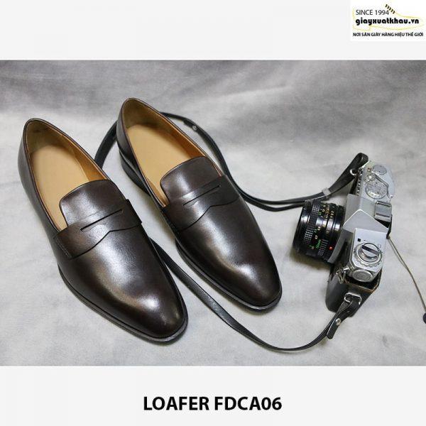 Giày lười nam Loafer FUDICIA FDCA06 Size 39+40 001