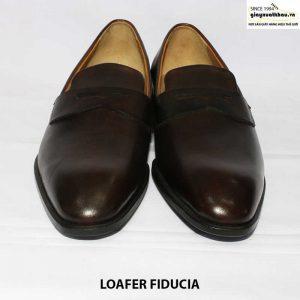 Giày lười nam da bò loafer fiducia fdca gia rẻ 002