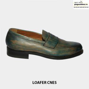 Giày da nam cnes xuất khẩu giá rẻ 001