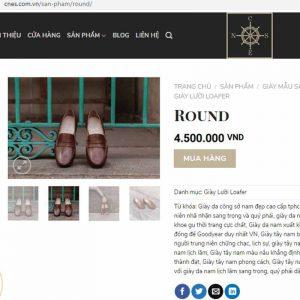 hình ảnh giày xuất khẩu giá rẻ cnes singapore xk001