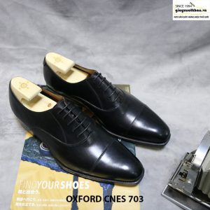Giày da bò nam VNXK Oxford CNES 703 size 44 001