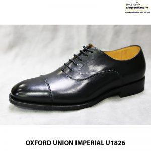 Giày tây nam da bò xuất khẩu union imperial oxford u1826 001