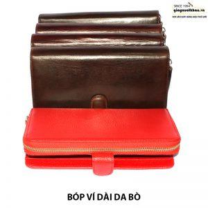 Bóp ví nam nữ kiểu dáng dài CNES VN123 005