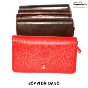Bóp ví nam nữ kiểu dáng dài CNES VN123 004