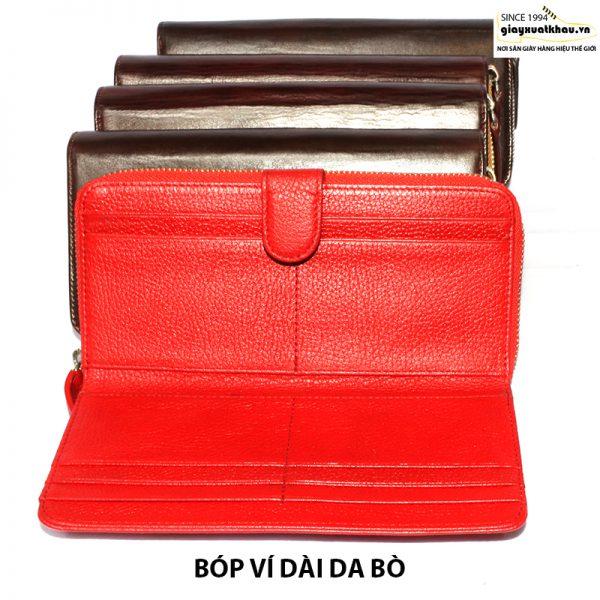 Bóp ví nam nữ kiểu dáng dài CNES VN123 003