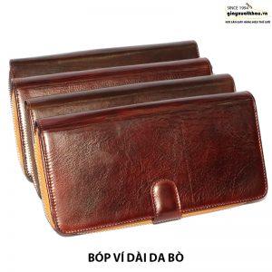 Bóp ví nam nữ kiểu dáng dài CNES VN123 002