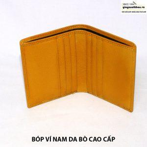 Bán bóp vi card danh thiếp nam nữ da bò giá rẻ CNES VN117 001