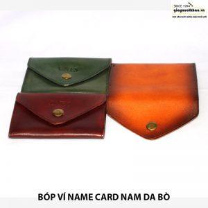 Bóp ví card nam nữ đựng danh thiếp CNes VN119 003