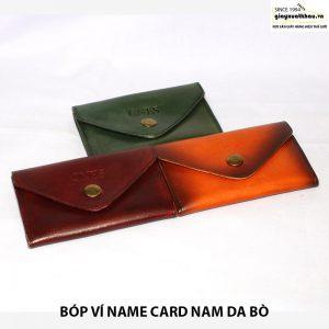 Bóp ví card nam nữ đựng danh thiếp CNes VN119 001