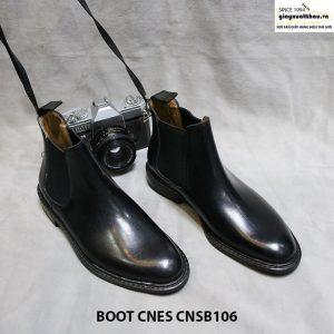 Giày boot thun nam chelsea CNES cnsb106 Size 38 001