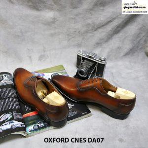 Giày oxford nam buộc dây CNES DA07 size 44+45 006