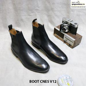 Giày boot nam cổ cao CNES V12 size 40 001