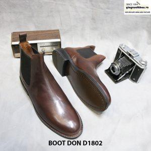 Giày nam Boot thun cổ cao Don D1802 Size 41 006