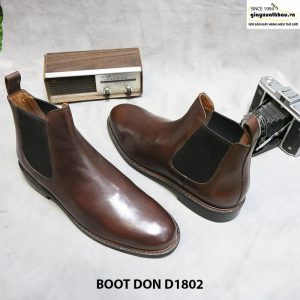 Giày nam Boot thun cổ cao Don D1802 Size 41 005
