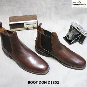 Giày nam Boot thun cổ cao Don D1802 Size 41 004