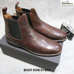Giày nam Boot thun cổ cao Don D1802 Size 41 003