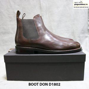 Giày nam Boot thun cổ cao Don D1802 Size 41 002
